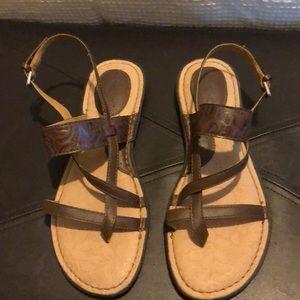 Women's BOC sling sandals